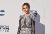 Giuliana Rancic Beaded Dress