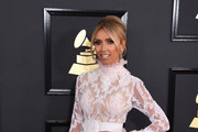 Giuliana Rancic Lace Dress