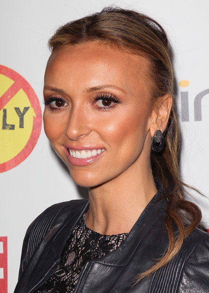 Giuliana Rancic False Eyelashes