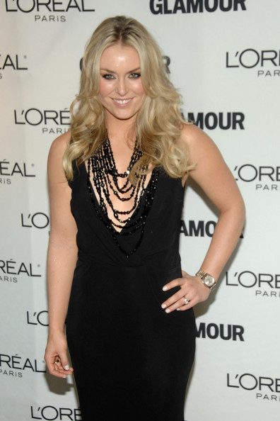 More Pics of Lindsay Vonn Layered Beaded Necklace (1 of 5) - Lindsay Vonn Lookbook - StyleBistro