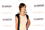 Actress Olivia Wilde arrives at Glamour Reel Moments 2011 - held at the Directors Guild of America on October 24, 2011 in Los Angeles, California.