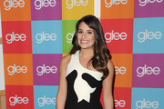Singer Lea Michele attends the