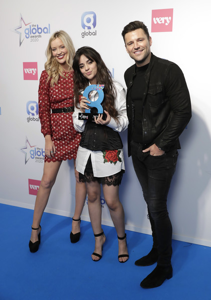 More Pics of Laura Whitmore Leather Belt (1 of 3) - Laura Whitmore Lookbook - StyleBistro [fashion,event,premiere,carpet,footwear,red carpet,flooring,fashion design,camila cabello,laura whitmore,mark wright,best female award,room,england,london,hammersmith,global awards 2020,the global awards,armin nasseri,vikki lizzi,kristin west,seeking valentina,celebrity,los angeles world international film festival,red carpet,crest westwood]