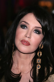Isabelle sported smoldering smoky eyes to the 2010 Globes de Cristal Awards in Paris.