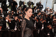 Gong Li Evening Dress
