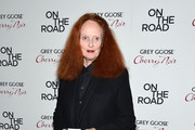 Grace Coddington Duster