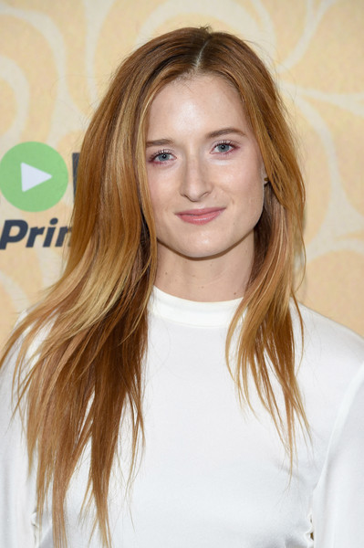 Grace Gummer Layered Cut