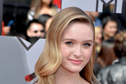 Greer Grammer Long Wavy Cut