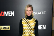 Gretchen Mol Print Dress