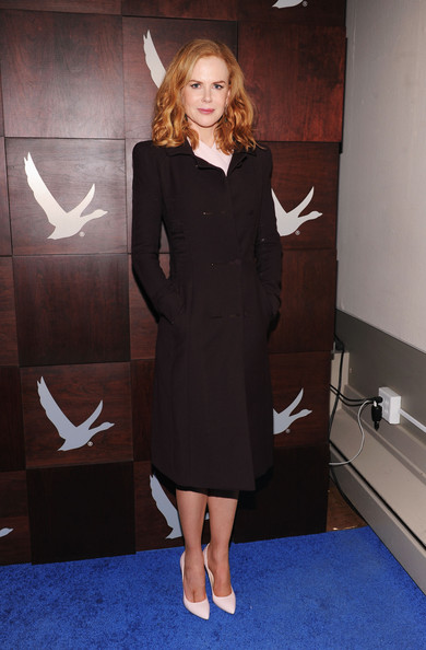 More Pics of Nicole Kidman Pumps (4 of 7) - Nicole Kidman Lookbook - StyleBistro