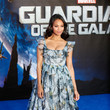 Let's not forget this Valentino stunner she wore to the 'Guardians of the Galaxy' premiere