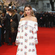 Look of the Day: April 10th, Lily James