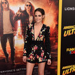 Look of the Day: Kristen Stewart in Floral Sequins
