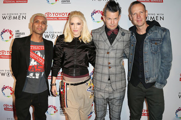 Gwen Stefani Adrian Young An Evening With Women Benefitting the Los Angeles LGBT Center - Arrivals