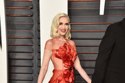Gwen Stefani Sheer Dress