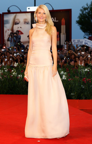Gwyneth Paltrow Evening Dress