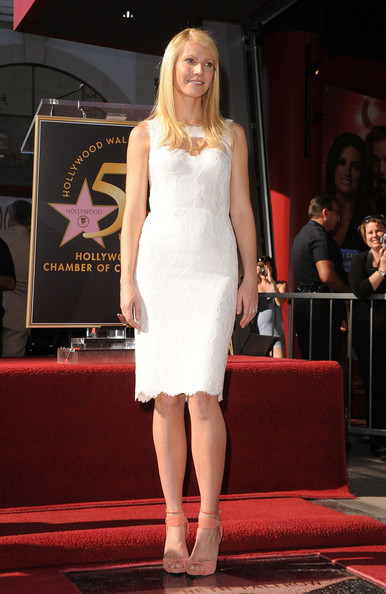 More Pics of Gwyneth Paltrow Cocktail Dress (1 of 56) - Gwyneth Paltrow Lookbook - StyleBistro