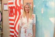 Gwyneth Paltrow Print Dress