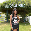 Santigold at H&M's Pool Party