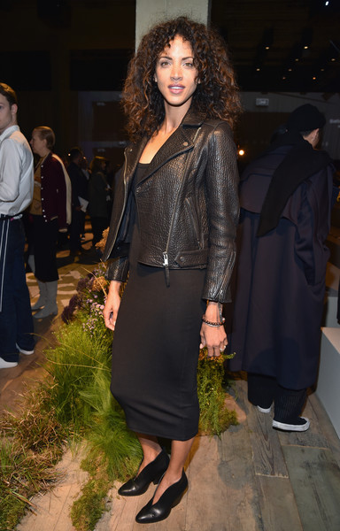 Noemie Lenoir at H&M Studio