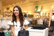 H&M and Victoria Justice Support Girl Up for Back to School