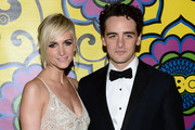 Ashlee Simpson and Vincent Piazza Photo
