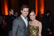 Andrew Rannells and Allison Williams Photo