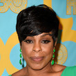 Niecy Nash's Dramatic Bangs