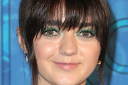 Maisie Williams Jewel Tone Eyeshadow