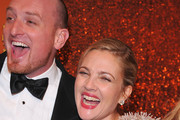 Drew Barrymore and Michael Sucsy Photo