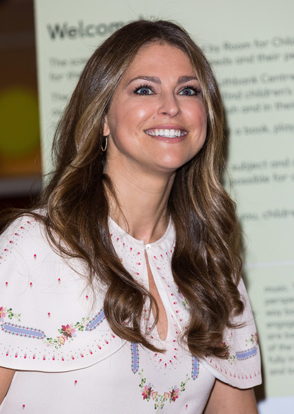More Pics of Princess Madeleine Long Curls (1 of 22) - Long Hairstyles Lookbook - StyleBistro