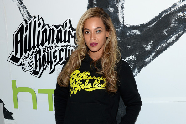 More Pics of Beyonce Knowles Long Wavy Cut (4 of 9) - Beyonce Knowles Lookbook - StyleBistro