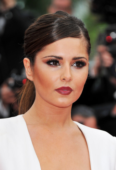 cheryl cole hair style more pics of cheryl cole ponytail 26 of 94 cheryl cole 8109