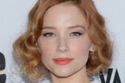 Haley Bennett Cat Eyes