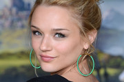 Haley King Gold Hoops