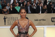 Halle Berry Sequin Dress