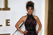 Halle Berry Sheer Dress