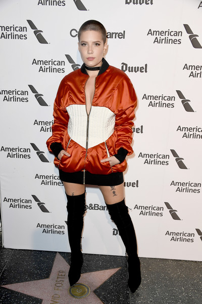 Halsey Over the Knee Boots