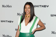 Hannah Bronfman Knee Length Skirt