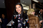 Hannah Bronfman Leather Purse