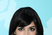 Hannah Simone False Eyelashes