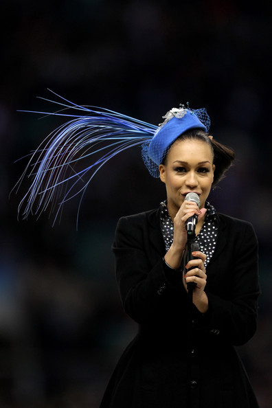 More Pics of Rebecca Ferguson Decorative Hat (1 of 6) - Rebecca Ferguson Lookbook - StyleBistro