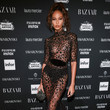 Joan Smalls at Harper's BAZAAR'ICONS By Carine Roitfeld'