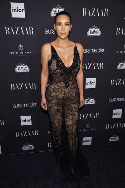 Kim Kardashian in Givenchy