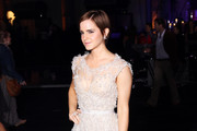 Emma Watson Is a Princess in Elie Saab at the 'Harry Potter' Premiere After-Party