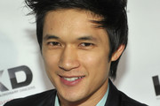 Harry Shum Jr. Messy Cut