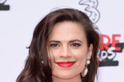 Hayley Atwell Long Wavy Cut
