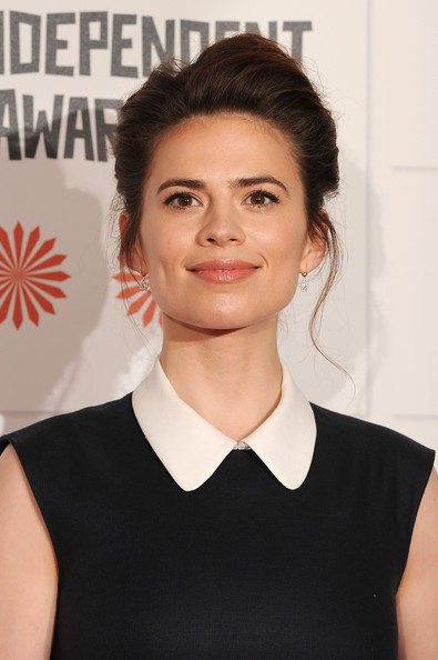 Hayley Atwell Pompadour