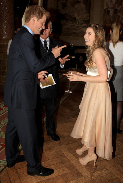 Prince Harry Attends Friends Of The Forces Awards