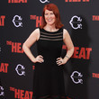 Kate Flannery at 'The Heat' Premiere